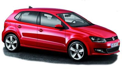 Présentation de la Volkswagen Polo de 2010..